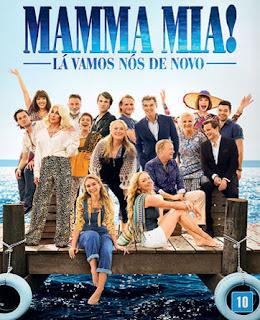 Mamma Mia! Lá Vamos Nós de Novo - BDRip Dual Áudio