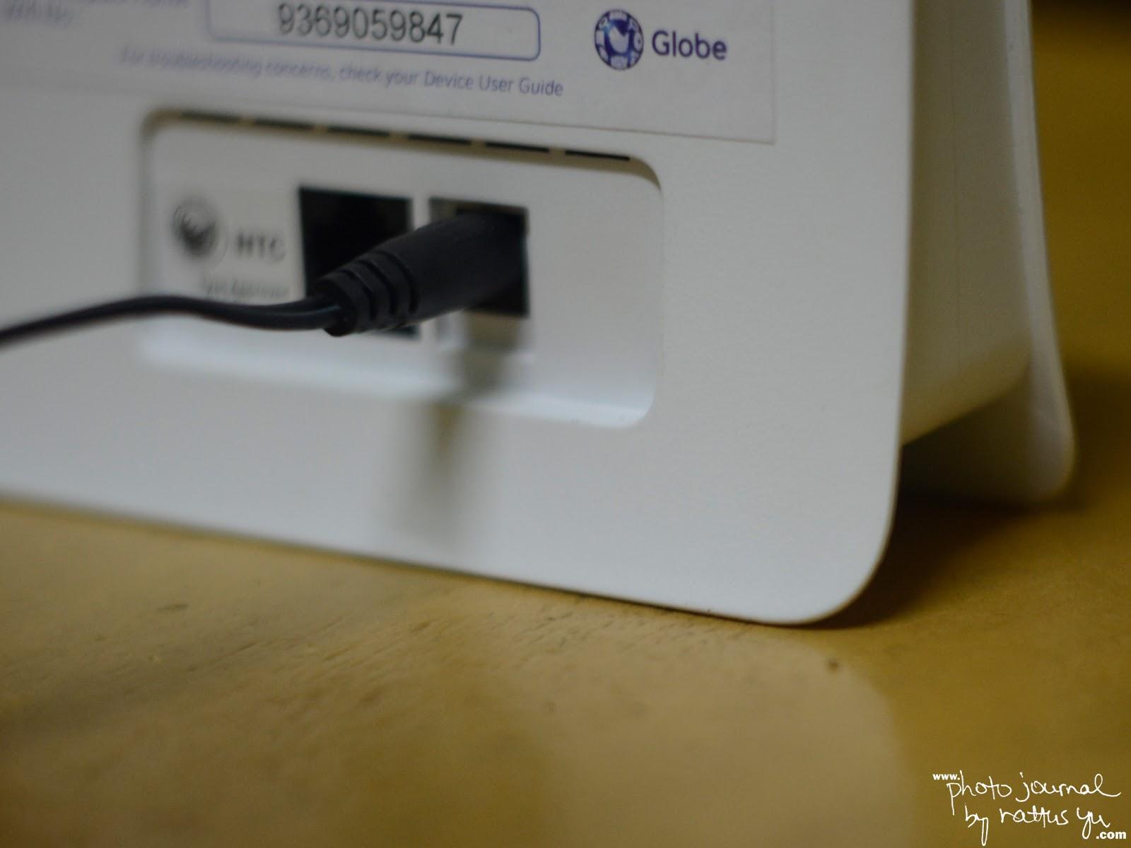 Globe Prepaid Home Wi-Fi