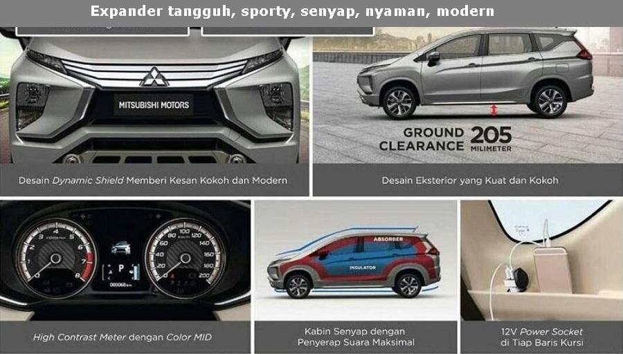 Harga Mitsubishi Xpander Bali