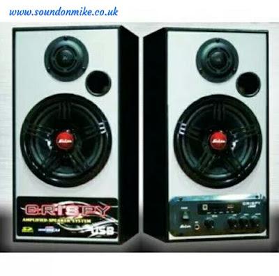 Cara menambahkan bass pada speaker aktif