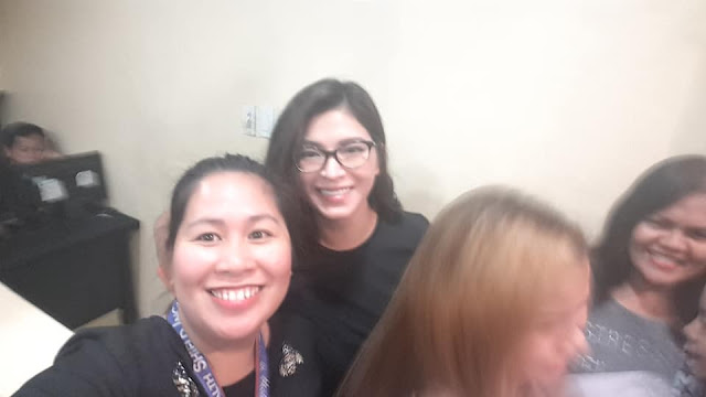 Angel Locsin Was Mobbed By Her Fans At The Robinsons Galleria