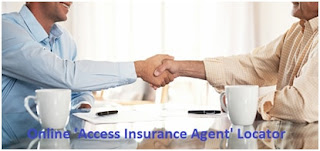 Find Online 'Access Insurance Agent' Locator