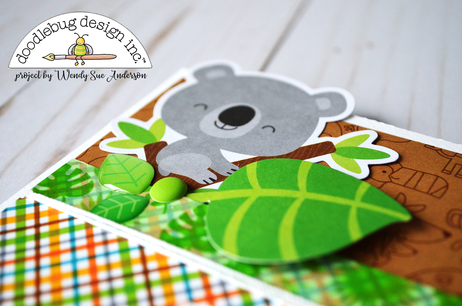 Doodlebug Design Inc Blog At The Zoo Collection Zoo Party