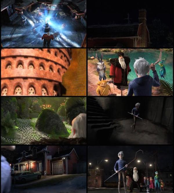 Rise of the Guardians 2012 Dual Audio Hindi BRRip 480p