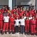 72 Εθελοντές του Ελληνικού Ερυθρού Σταυρού, από 5 διαφορετικές πόλεις,  πρόσφεραν τις υπηρεσίες του αφιλοκερδώς