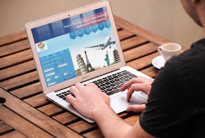 Sitios de Viajes Online