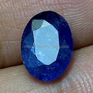 Batu Permata Blue Safir - ZP 903