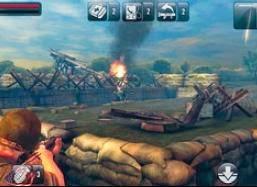 รีวิวแอนดรอยด์เกม Frontline Commando:D-Day