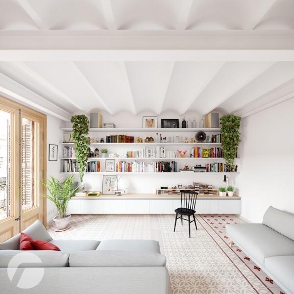 78 Desain Interior Rumah Type 45