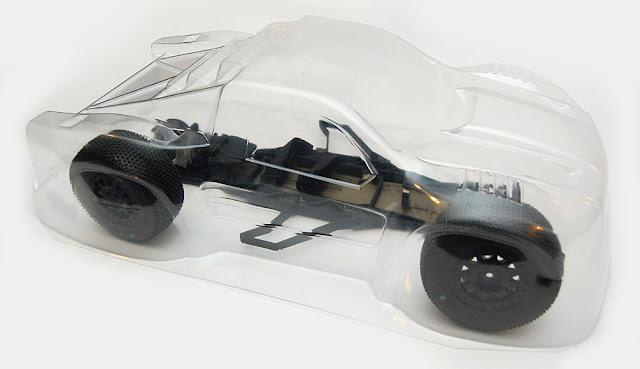 Pro-Line Pro-2 SC body