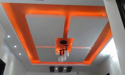 decore platre plafond