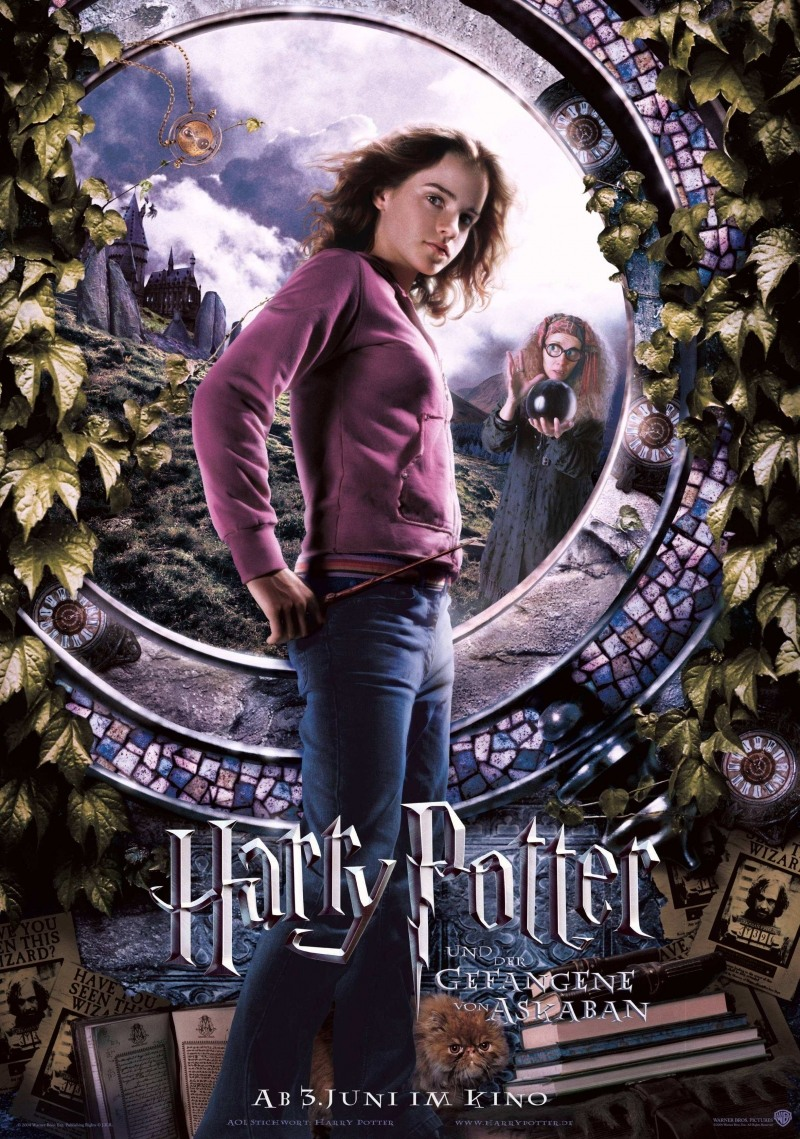 MoviE Picture Harry Potter and the Prisoner of Azkaban 2004
