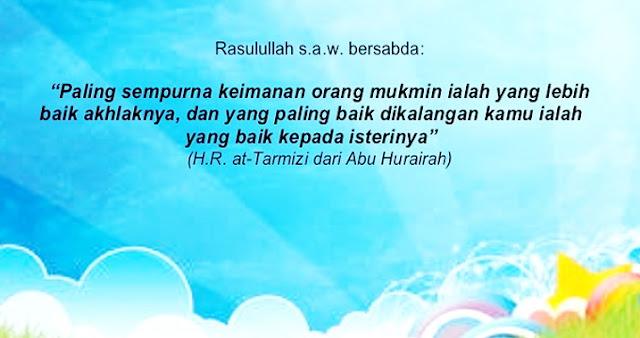 Subhanallah, Inilah Keluhuran Akhlak Nabi Muhammad, Yuk Kita Tiru