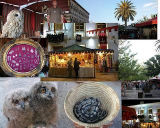 mercado medieval de Serón