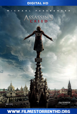 Baixar Assassins Creed – Torrent HDTS Legendado (2017) (2016)