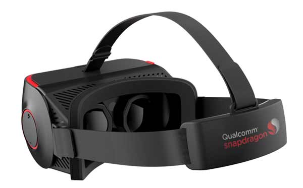Qualcomm unveil Snapdragon VR820 in IFA 2016