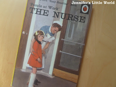 Ladybird People at Work book The Nurse
