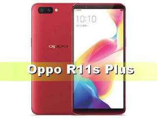 HP Oppo R11s Plus