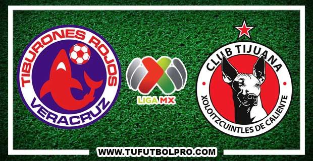 Ver Veracruz vs Tijuana EN VIVO Por Internet Hoy 18 de Noviembre 2016