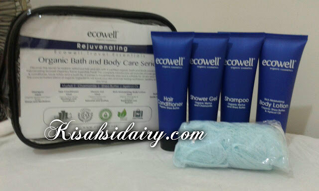 REJUVENATING 30-DAY TRAVEL ESSENTIALS ORGANIC BATH AND BODY CARE SERIES