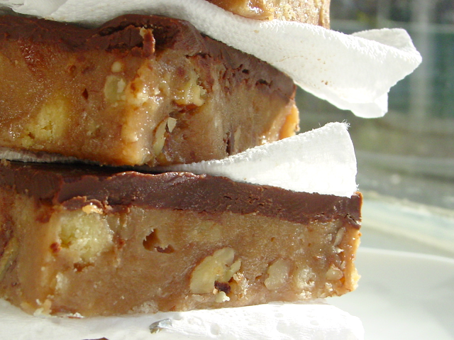 Pecan Fudge Mallows