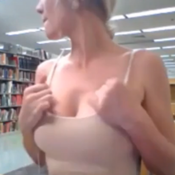 Teen Library Porn 120