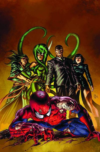Superpowers That Be: This Week's Comics - 12/14/11