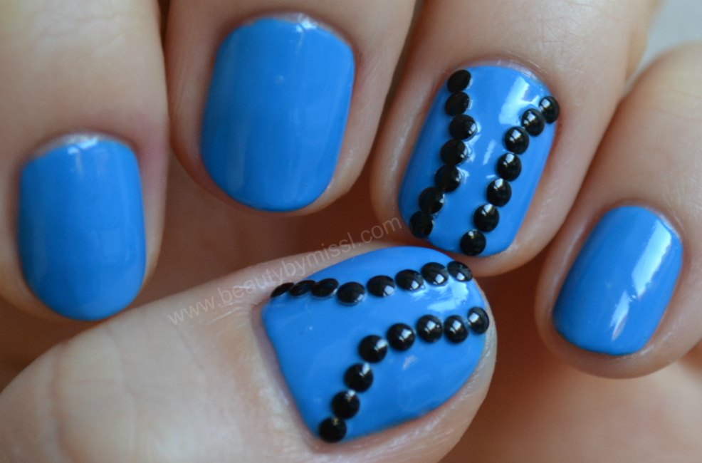 nail studs, circle nail studs, KKCenterHk