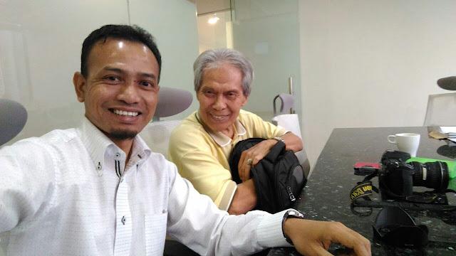 Wak Nahar Kamsani, karyawan jurufoto Malaysia,