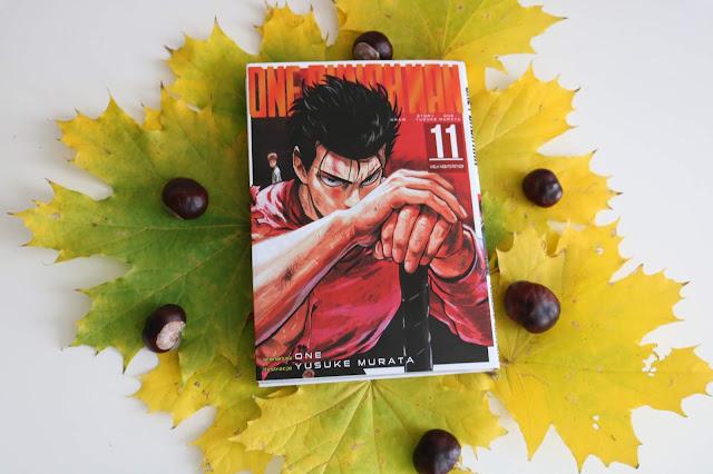 Yusuke Murata & One - One-Punch Man t.11 - Wielki Insekto-potwór