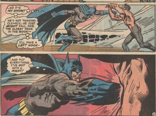 Seven Sexy Things about 70's Batman