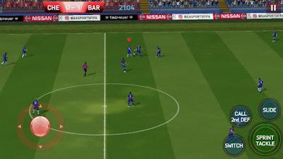 FIFA 14 Mod FIFA 18 Season 2017/2018