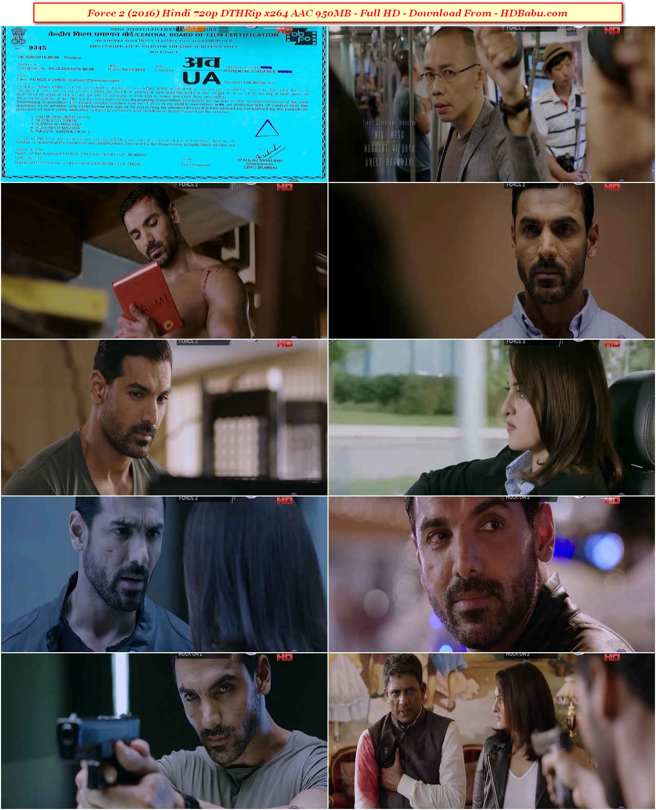 Force 2 Full Movie Download