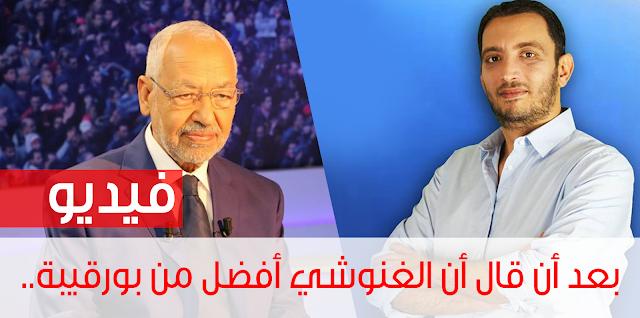 """ياسين العياري: """"الغنوشي شلك النهضة"""""""