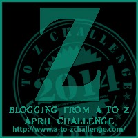 #atozchallenge alphabet z archanaonline.com