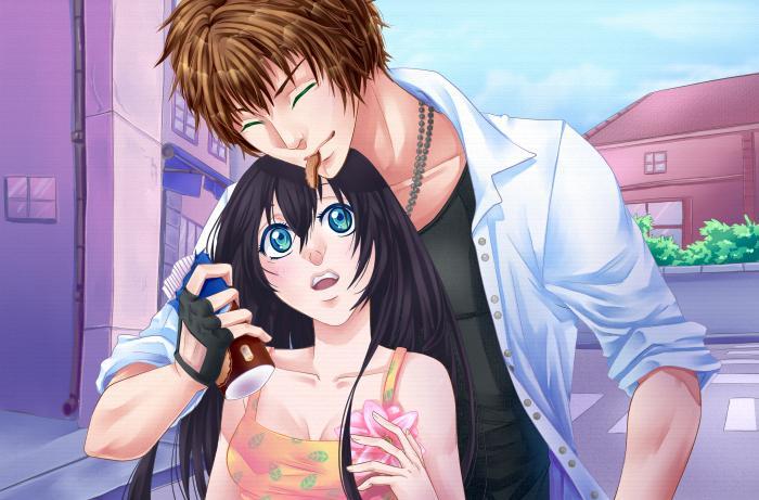 sweet flirt ep 13 castiel