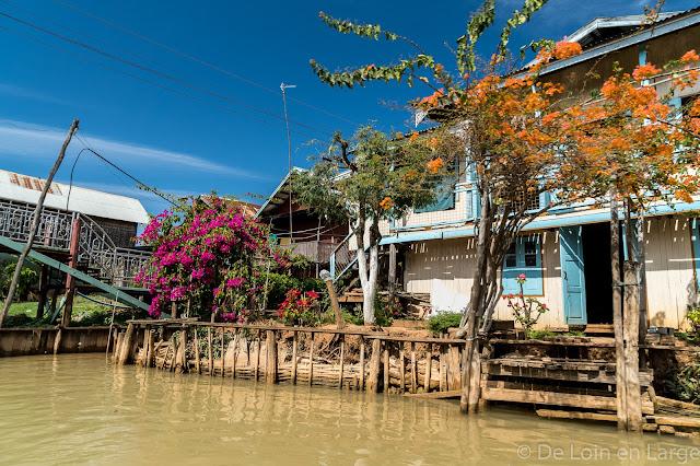 Ywama - Lac Inle - Birmanie Myanmar