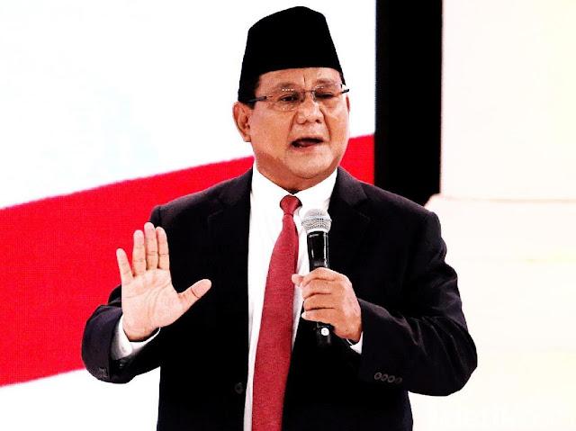 Prabowo Janji Kembalikan Lahan HGU ke Negara 10 Hari Setelah Dilantik
