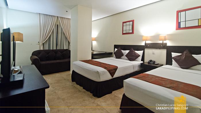 Premiere Citi Suites Cebu Room