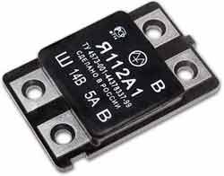 Интегральный регулятор напряжения Я112А