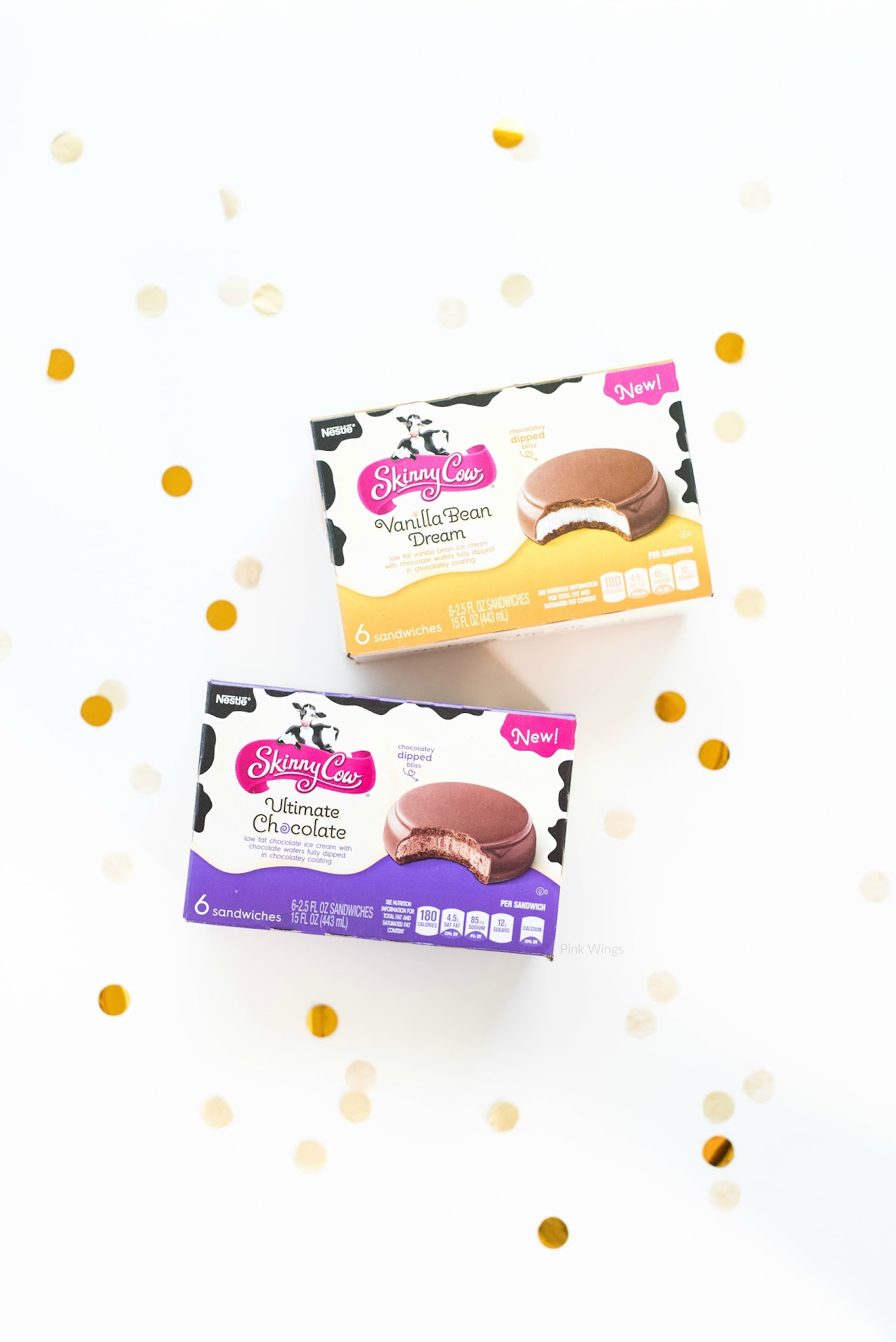 skinny cow ice cream, review, summer ice cream, summer party ideas, best ice cream sandwiches