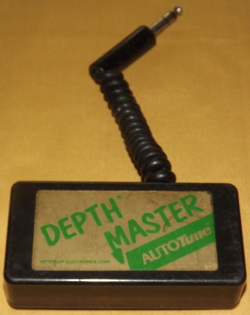 vintage métal detector