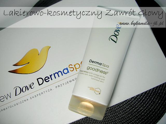 Dove DermaSpa Goodness balsam kosmetyki rozświetlające