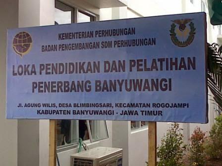 loka pendidikan dan pelatihan penerbang
