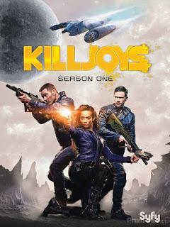 Đội săn tiền thưởng / Phần 1 - Killjoys / Season 1 (2015) [HD-Vietsub+10/10 Tập]