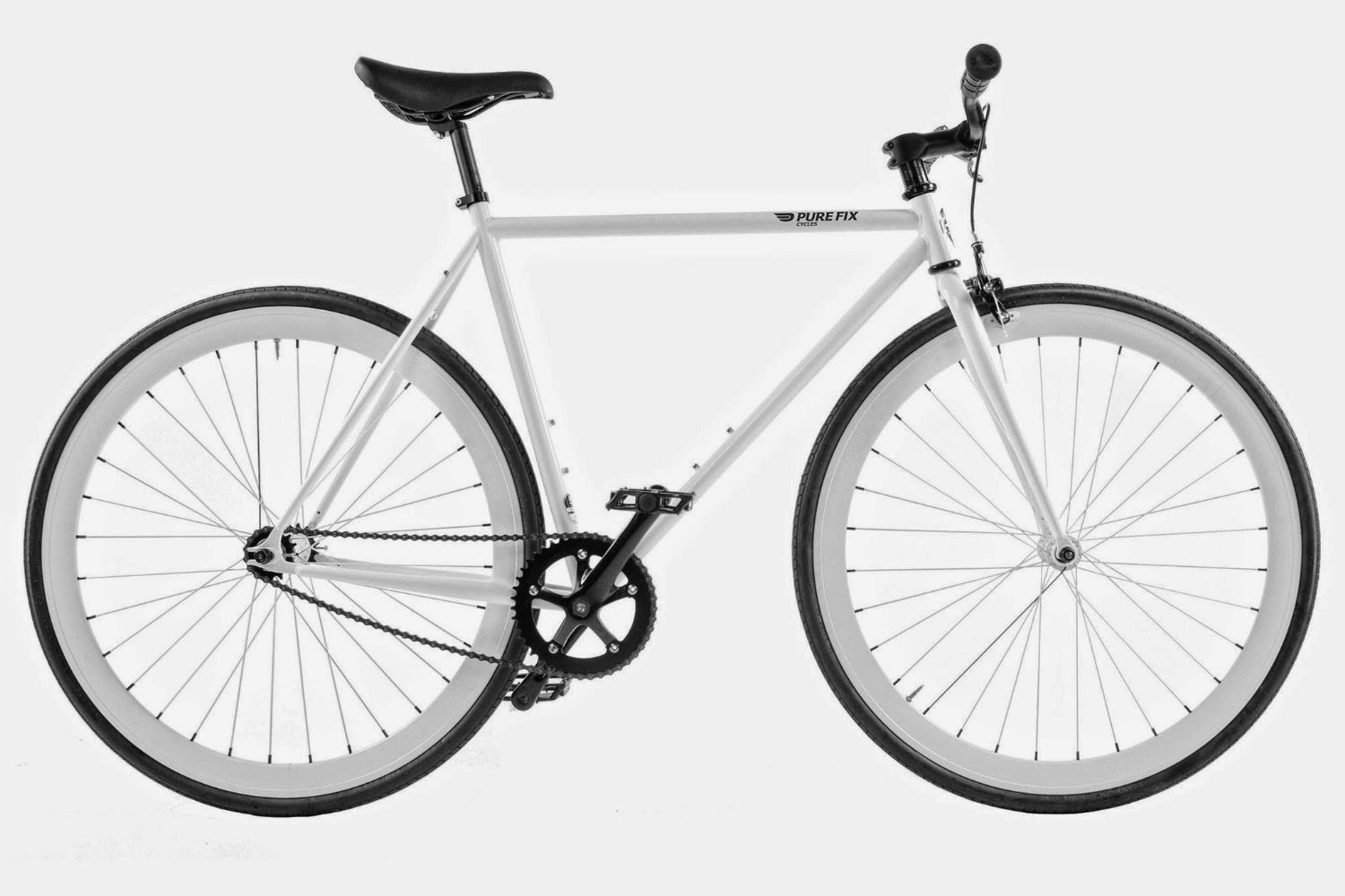 Pure Fix Cycles Glow in the Dark Fixed Gear Single Speed Urban Fixie Bike, review, lightweight, comfortable ride, stands out from the crowd