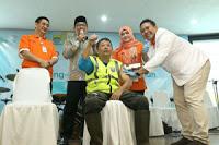 Pasukan Gober Kota Bandung Dapatkan Vaksinasi Hepatitis B Gratis