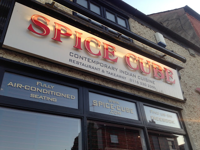 Spice cube takeaway and restaurant