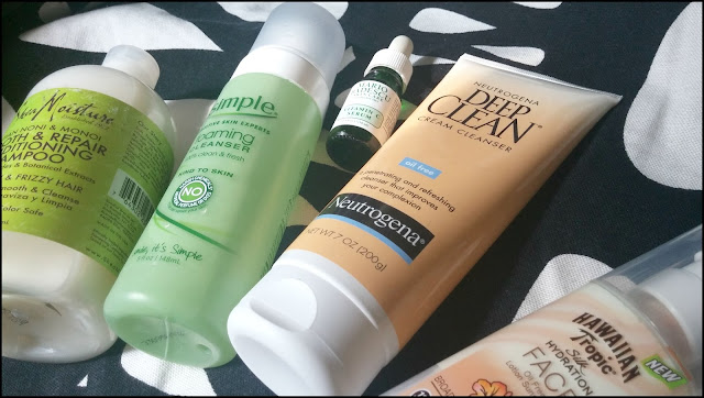 Non-Makeup Favorites! Skincare & Haircare