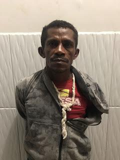 Homem é preso em Milagres/MA, acusado de homicídio